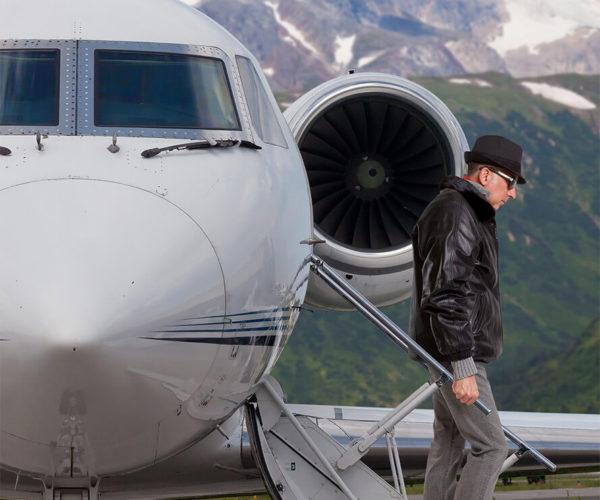 man-plane
