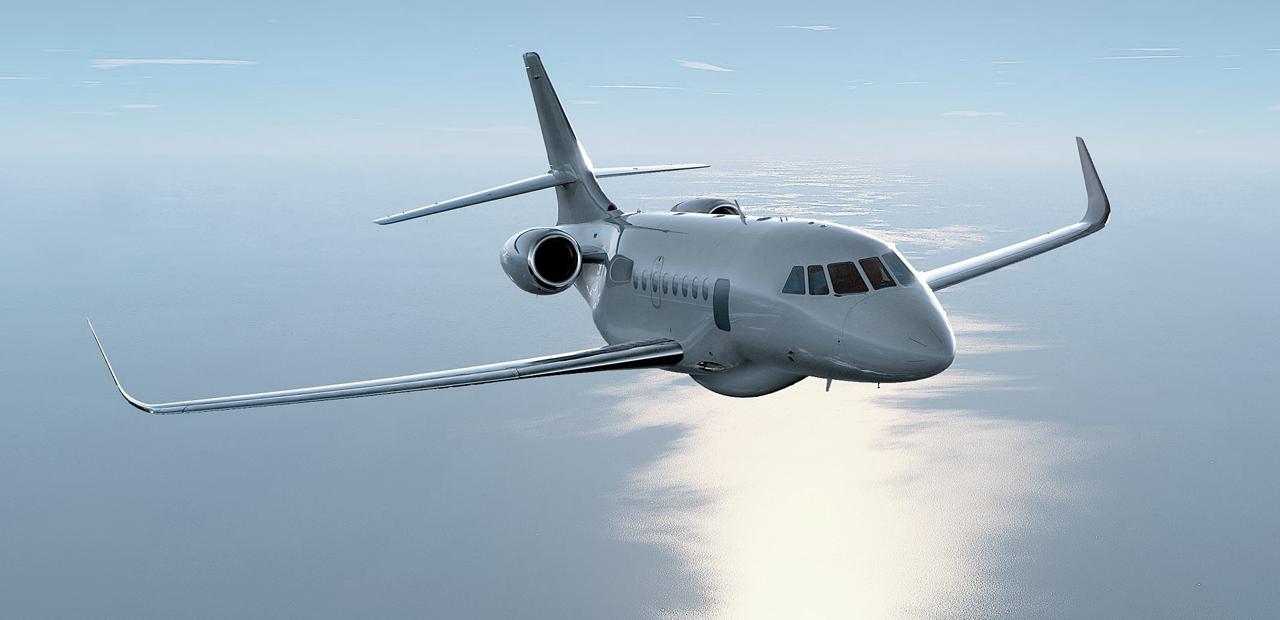 Dassault Falcon 2000 (1)