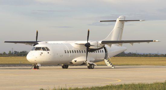 ATR 42 F_Aeroport