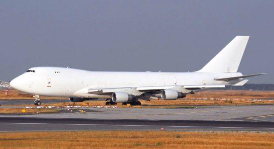 B 747 F